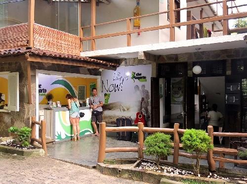 hostels in Morro São Paulo