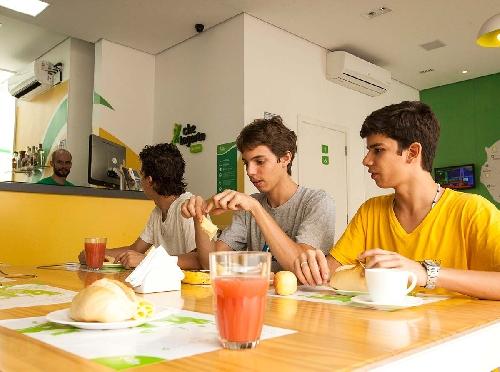 Hostels in São Paulo