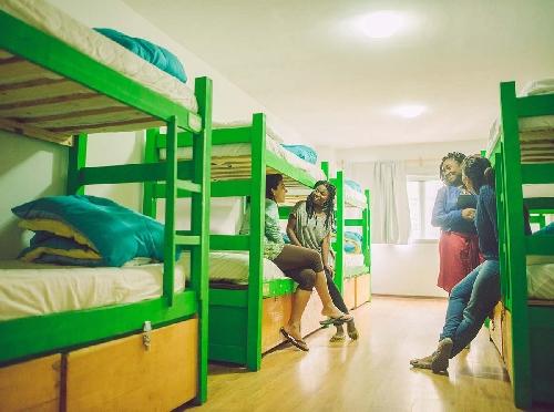 Hostels em Montevideo