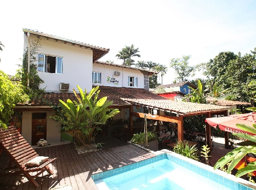 Hostels in Paraty