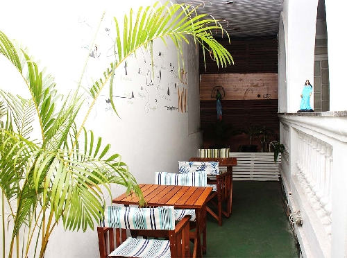 Hostels in Salvador