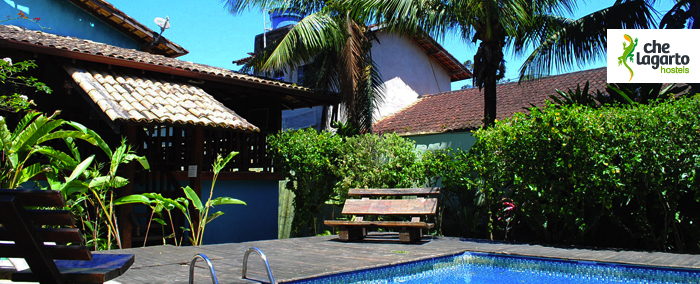 hostels in Maresias